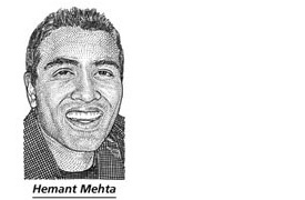 Hermant Mehta, who sold his soul on eBay